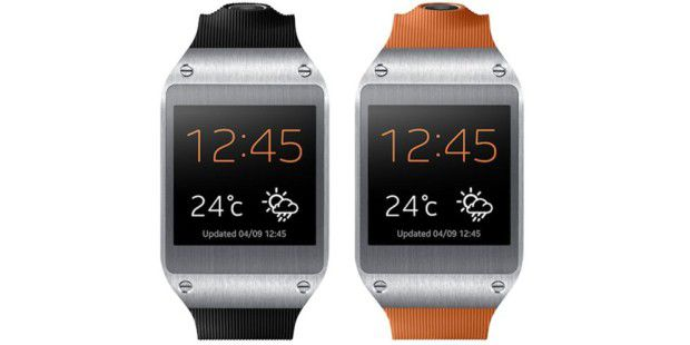 Samsungs Galaxy Gear soll bald mit Smart-TVs kompatibel sein