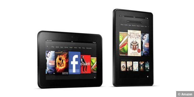 Kindle Fire HD - Amazons Android-Tablet