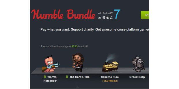 Humble Bundle 7