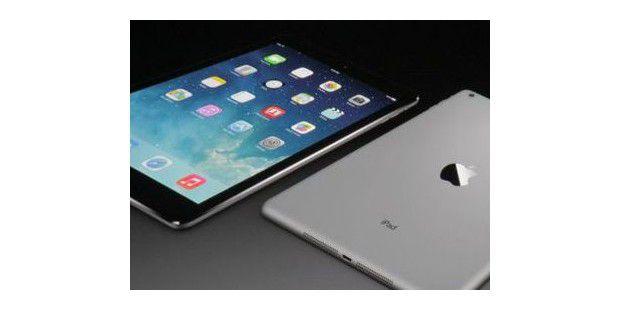 apple stellt ipad air und neues ipad mini vor pc welt. Black Bedroom Furniture Sets. Home Design Ideas