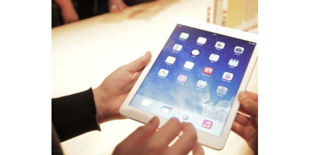Hands-on: iPad Air und iPad Mini Retina