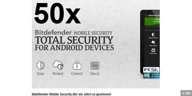 Bitdefender Mobile Security gratis