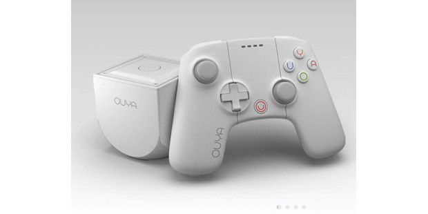 Limited Edition White Ouya
