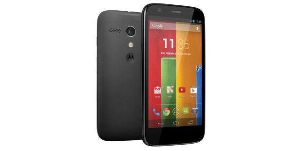 170-Euro-Smartphone: Motorola Moto G im Test