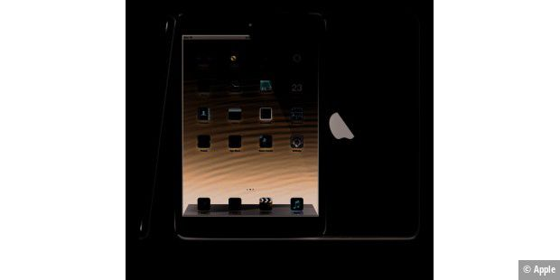 Aufgepepptes Mini-Tablet: Apple iPad Mini mit Retina-Display