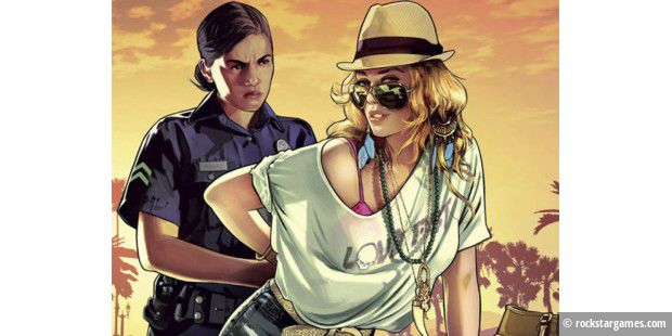 Hat Rockstar Games Lindsay Lohan in GTA 5 angegriffen?