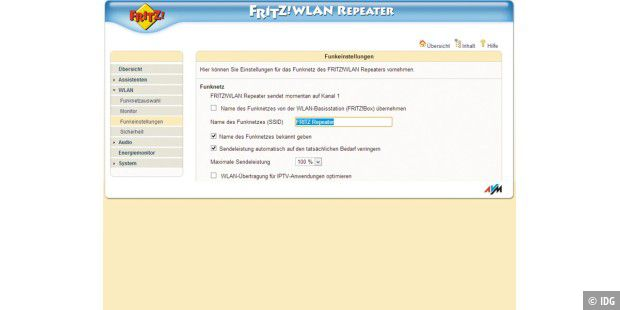 wlan repeater mehr reichweite f r router pc welt. Black Bedroom Furniture Sets. Home Design Ideas