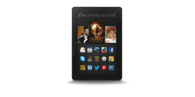Top-Tablet von Amazon: Kindle Fire HDX im Test