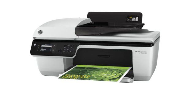 Kombidrucker HP Officejet 2620 im Test