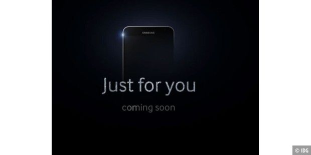 Samsung teasert neues Smartphone in Video an