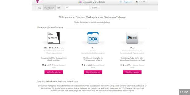 Telekom Marketplace