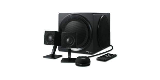 Kabelloses Sound-System: Creative T4 Wireless von Creative