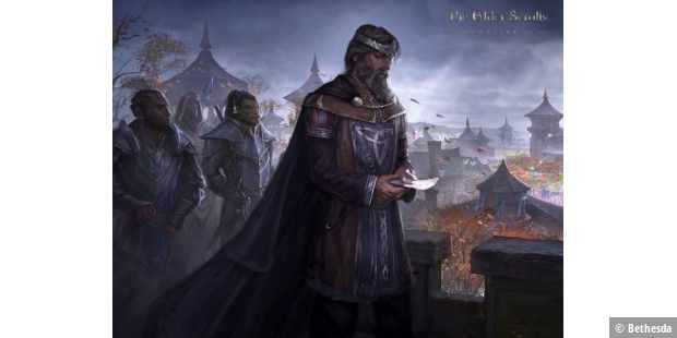 The Elder Scrolls Online startet im April