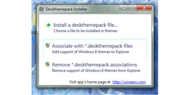 Deskthemepack Installer - Download
