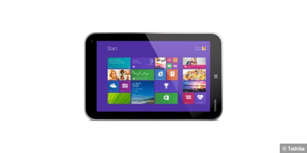 8-Zoll-Tablet mit Windows 8.1: Toshiba Encore WT8 im Test