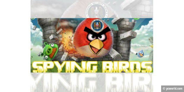 Hacker kapern Rovio-Website
