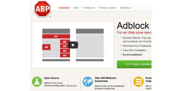 Adblock-Plus-Machern droht Klage