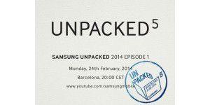 Samsung Galaxy S5 - neue Hinweise zur Ausstattung