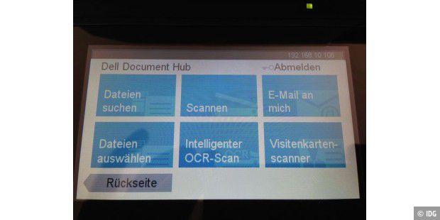 Bürolaser Dell C2665dnf Im Test Pc Welt