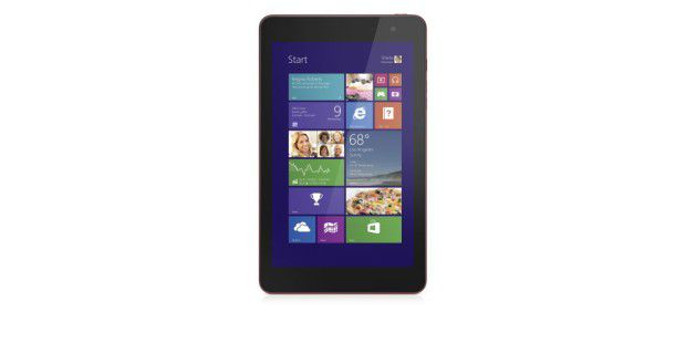 8-Zoll-Tablet mit Windows 8.1: Dell Venue 8 Pro