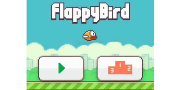 Flappy Bird im Windows Store