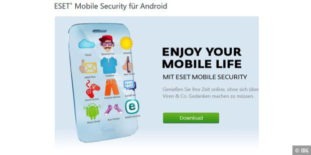 ESET Mobile Security für Android