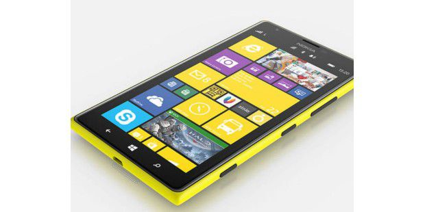 Nokia-Phablet Lumia 1520 mit Windows Phone 8