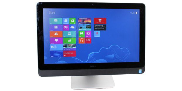 Dell Optiplex 9020: Sparsamer All-in-One mit gutem Bildschirm.