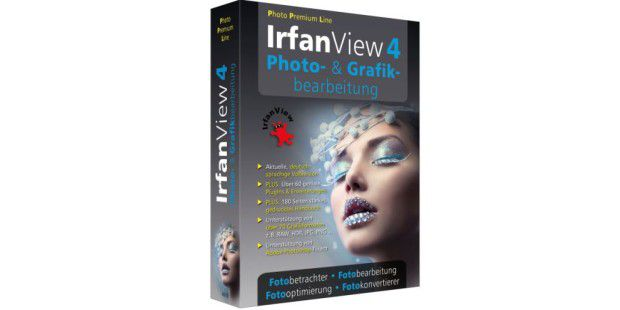 Irfan View 4 als Box-Version