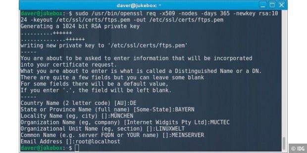 Sensible Daten über FTP senden? Aber sicher! - PC-WELT