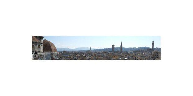 Panorama-Fotos: Achten Sie bei den Einzelbildern aufkonstante Lichtverhältnisse.