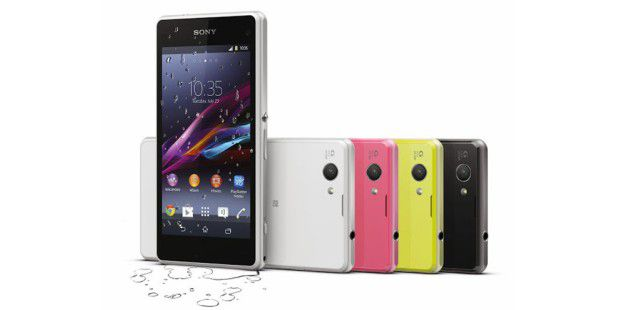 Mini-Version Sony Xperia Z1 Compact im Test