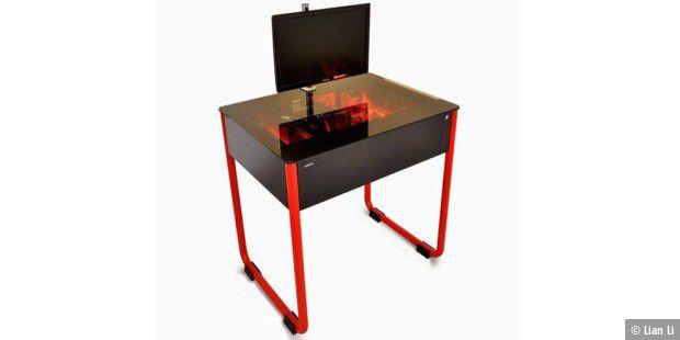 pc dk01 von lian li erscheint angeblich im m rz pc welt. Black Bedroom Furniture Sets. Home Design Ideas