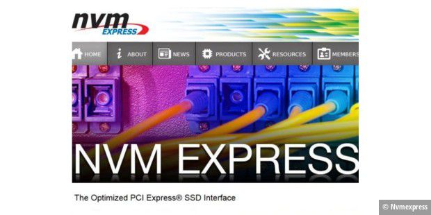 SSD-Turbo: NVM Express