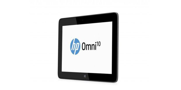 Windows-8-Tablet HP Omni 10 5600eg im Test