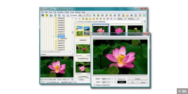 FastStone Image Viewer 5.0
