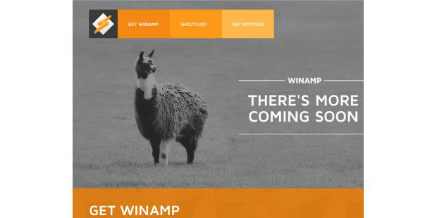 Winamp relaunched.