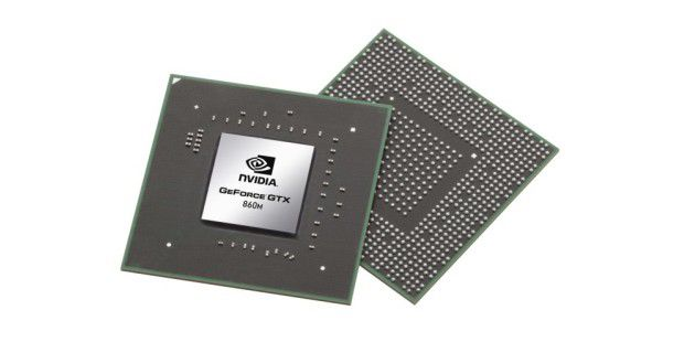 Nvidia Geforce GTX 860M