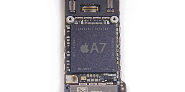 Apple mobiles 64-Bit-CPU A7
