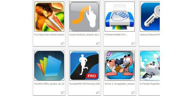 Android-Apps gratis