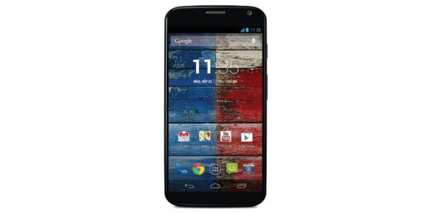 Moto X: Android-Smartphone hört mit