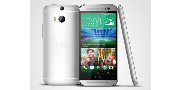 HTC One M8 im Test