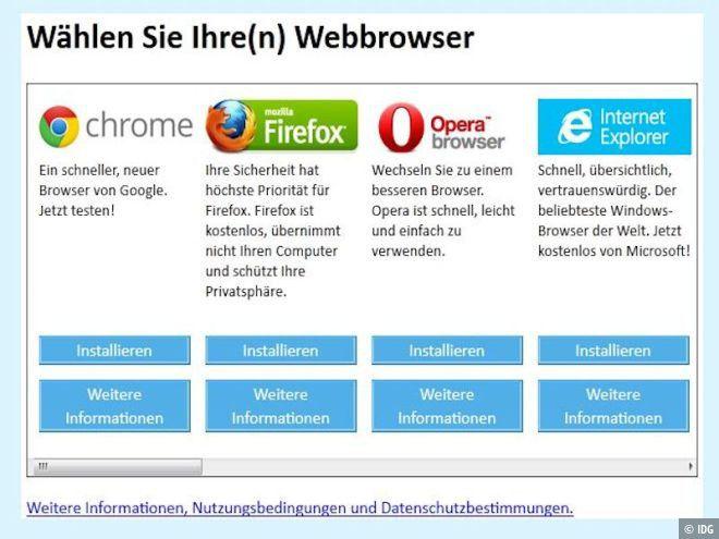 Welches Ist Der Beste Browser