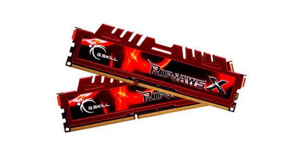 G.Skill Ripjaws X 8 GB