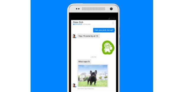 Der Facebook-Chat wandert beinahe exklusiv in den Facebook Messenger
