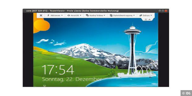 Teamviewer 9: Kommerzielle Fernwartungs-Software