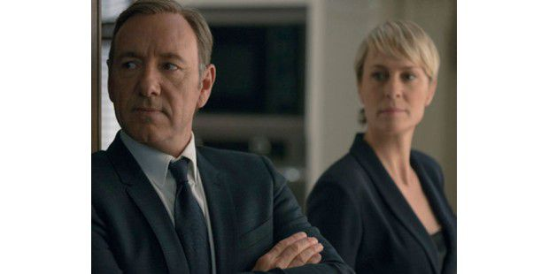 "Netflix-Hit ""House of Cards"""
