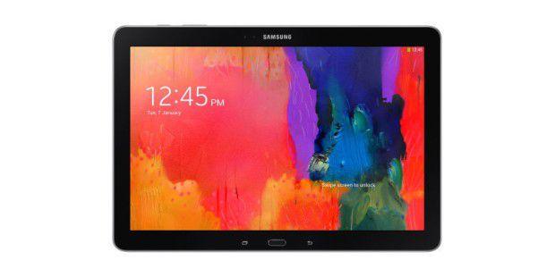 Android-Tablet mit Riesen-Bildschirm: Samsung Galaxy Note Pro 12.2 im Test