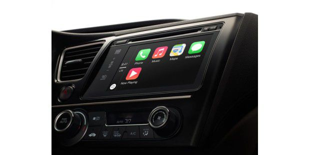 Alpine plant Nachrüst-Kit für Apples Carplay