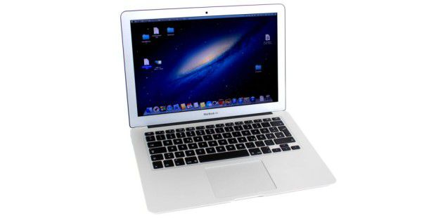 Apple Macbook Air 13: Ultra-leichtes Notebook im Test